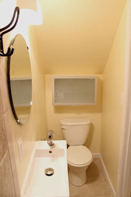 under the stairs bathroom ideas dennis under stairs bathroom