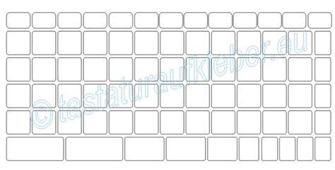 Tastatur Aufkleber Transparent by Tastaturaufkleber Blanko Transparent F 252 R Die