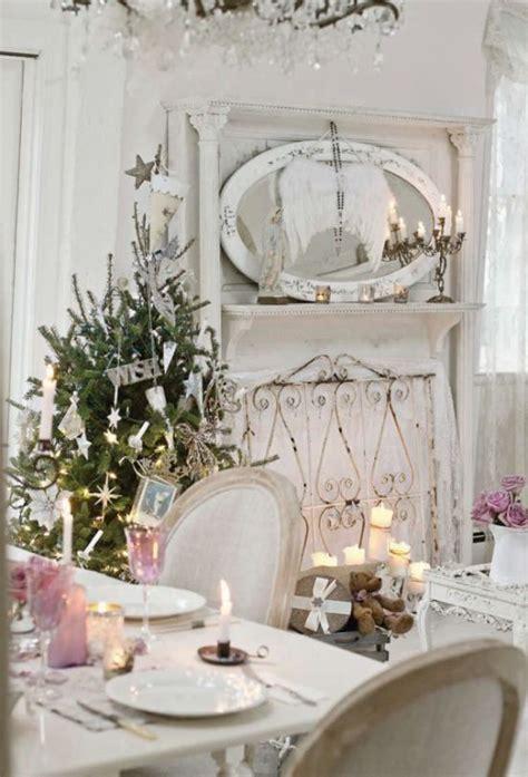 shabby chic christmas table setting sherri s shabby chic