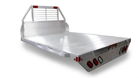 Flat Bed Mattress by Aluma Aluminum Flat Beds Pennsylvania Trailers From