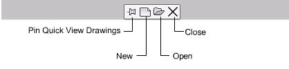 autocad layout not initialized autocad 2009 quick view commands circles and lines