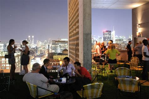 roof top bar in new york le bain rooftop bar and lounge nyc rooftop bars nyc