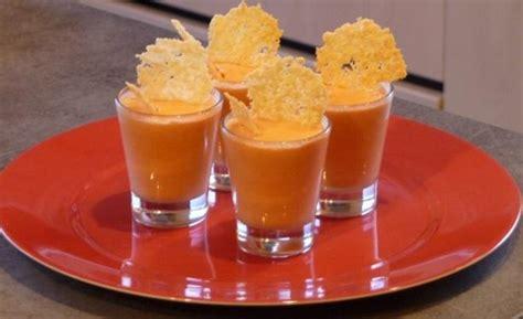 recette tuile au parmesan recette mousse de tomate et tuile au parmesan 750g