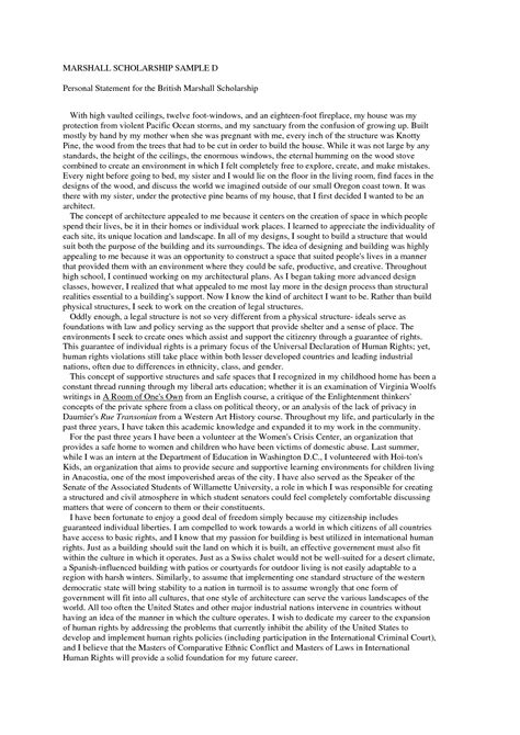 personal statement essay example how to write a personal