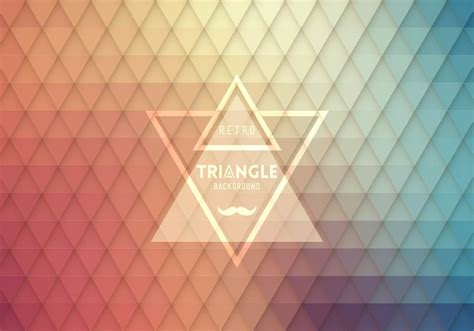 triangle pattern hipster hipster label seamless triangle pattern vector download
