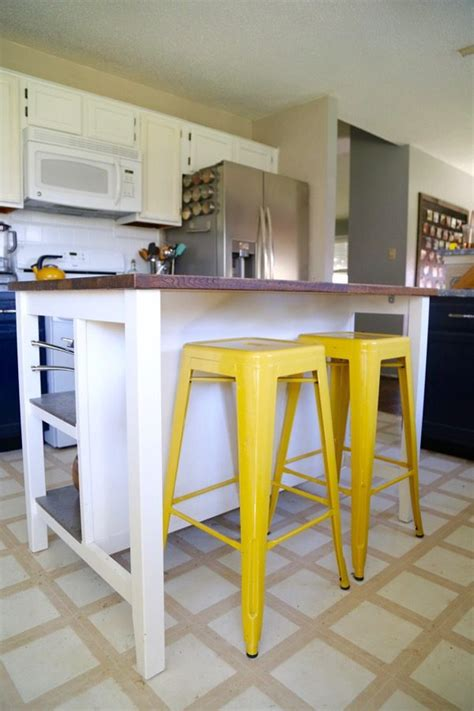 ikea stenstorp hack ikea hack stenstorp kitchen island love renovations