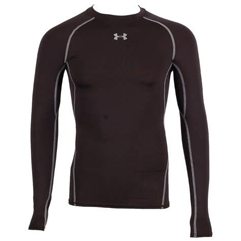 Sepatu Sport Mens Underarmor tony pryce sports armour heatgear armour s compression black intersport