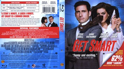 Gets An Cover by Get Smart Dvd Cover 2008