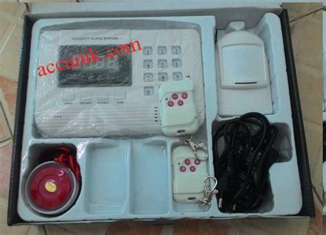 Alarm Rumah Gsm jual alarm gsm versi 2 kendali handphone dan remote jual stungun kamera pengintai stun gun