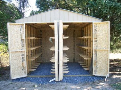 lumber storage shed  knotcurser  lumberjockscom