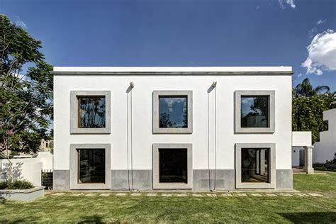 House Plans Two Story Galer 237 A De Casa Rp Lr Arquitectura 9
