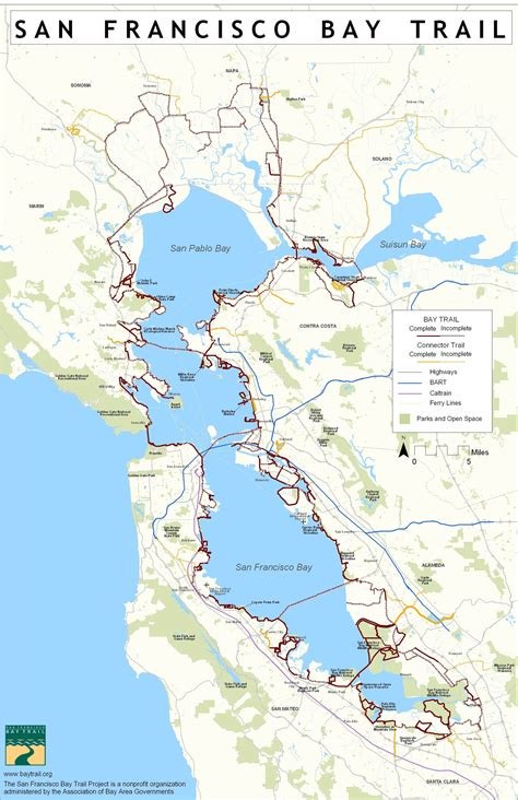 san francisco bay us map trails in virginia an overview of planning and