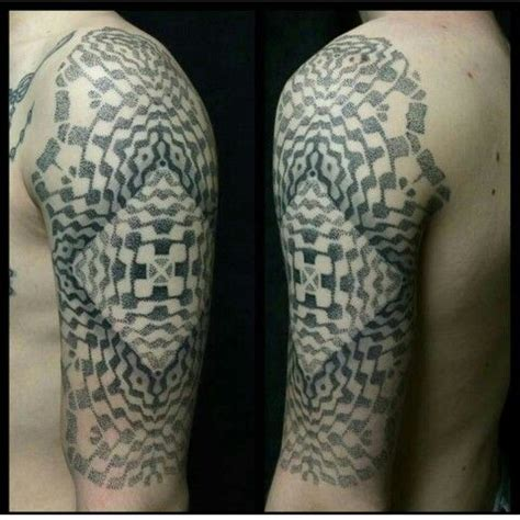 craig ferguson tattoo 72 best ideas of geometric optical illusions images