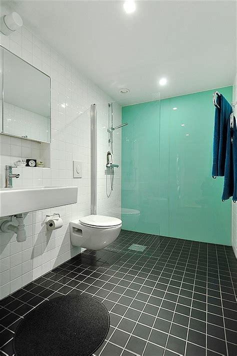 good Modern Contemporary Interior Design #4: Black-White-Contemporary-Loft-chic-bathroom.jpg