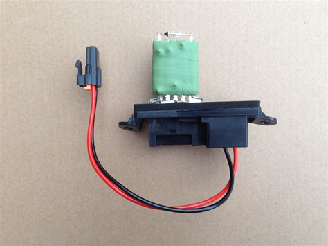 2003 chevy silverado blower motor resistor replace new oem replacement hvac blower motor resistor oem 89018439 89018597 89019089 ebay