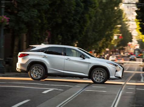 lexus rx 350 f sport 2016 lexus rx 350 f sport 2016 car wallpapers 20 of 68