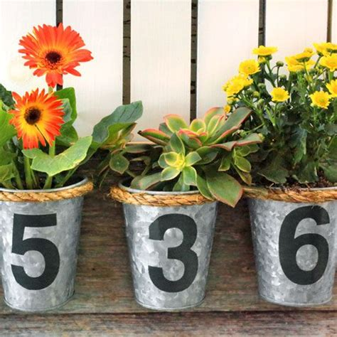 membuat nombor rumah ide kreatif memajang nomor rumah rooang com