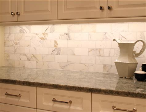 Marble Tile Backsplash Kitchen Interior Design Ideas Home Bunch Interior Design Ideas
