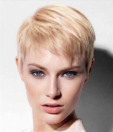 ideas  short hairstyles  fine hair