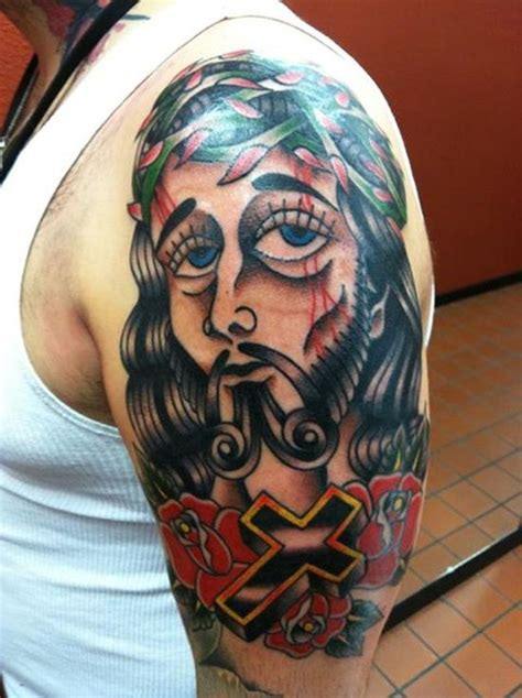 did jesus have a tattoo jesus designs the cool jesus designs and
