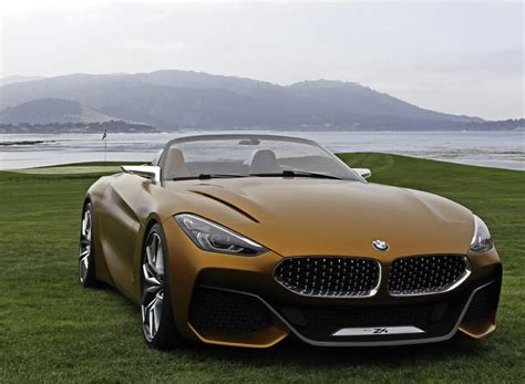 bmw concept bmw 8 series and z4 concept pigs fly newspaper
