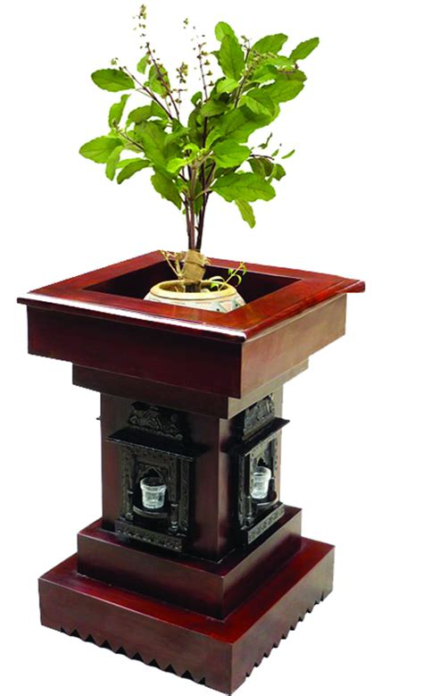 Tulsi Planter by The Holy Plant