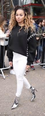 Sepatu Prewalker Baby Ella White Black Silver sofia richie attends topshop s fashion week show daily mail