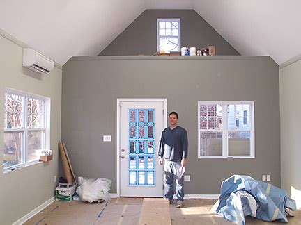 paris grey accent wall harry stearns painting contractor