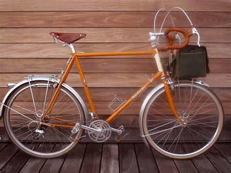 cc bicycle gallery john fergusons rivendell saluki