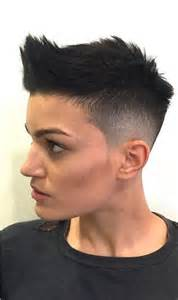 with butch haircuts 1000 images about hair androgynous lesbian dyke haircuts