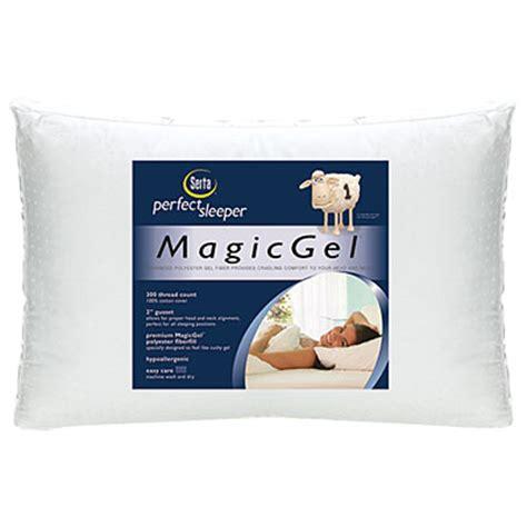 Magic Gel Pillow view serta 174 sleeper 174 magic gel pillow deals at big
