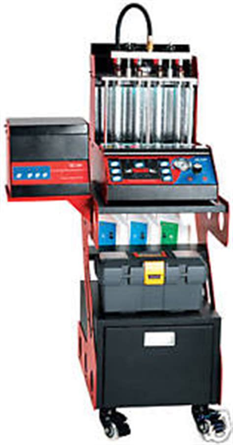 fuel injector flow bench for sale gas fuel injection testing machine injector flow bench ebay