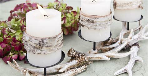 centro tavola candele westwing centrotavola con candele per i dettagli