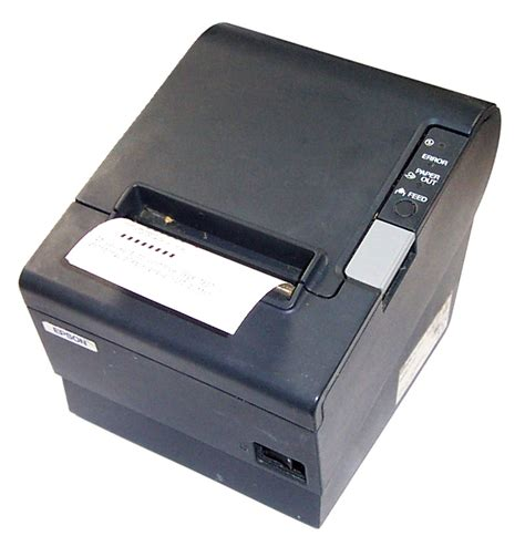Adaptor Epson epson m129h tm t88iv epos printer no ac adapter serial
