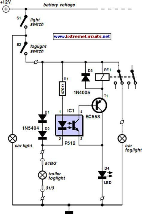 light tester locates bad bulbs car light circuit page 2 automotive circuits next gr