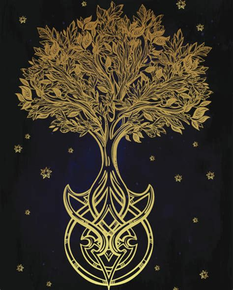 tree symbol meaning explaining the hidden meaning of the celtic tree of life