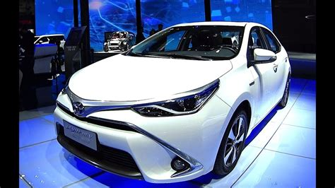 Toyota Xli New Model 2020 by Toyota Has Updated The Whole Range Of Corolla 2017 2018