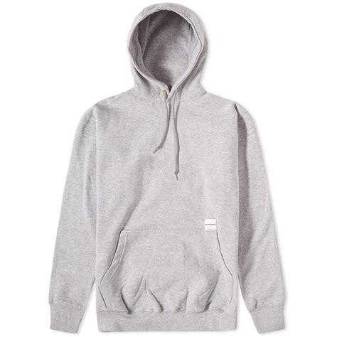 Sweater Hoodie Chion C Logo Grey Premium lyst mki miyuki zoku heavyweight made in usa hoody in