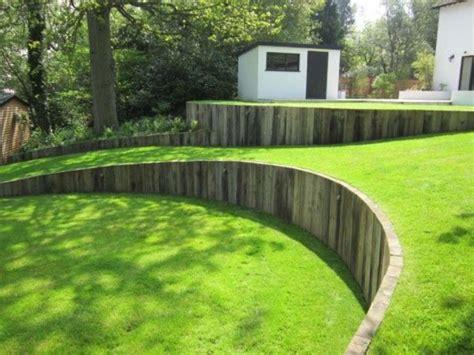 How To Flatten Backyard by 43 Easy Low Maintenance Landscape Design Ideas Wartaku Net