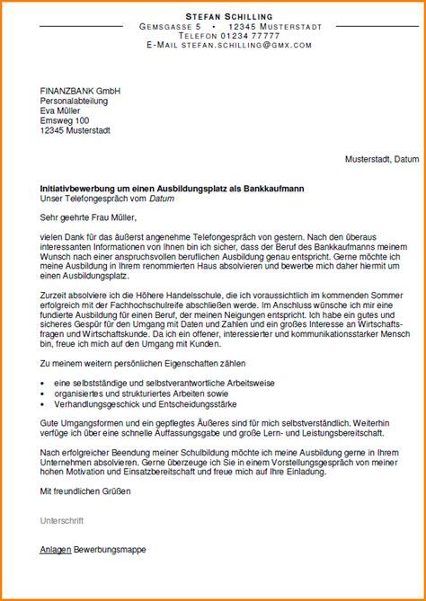 Bewerbungsschreiben Ausbildung Bankkauffrau Sparkasse 7 Bankkaufmann Bewerbung Questionnaire Templated