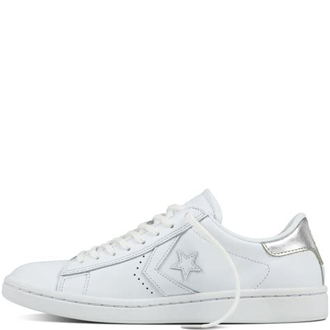Leather Pros And Cons by Cons Pro Leather Metallic Converse Gb
