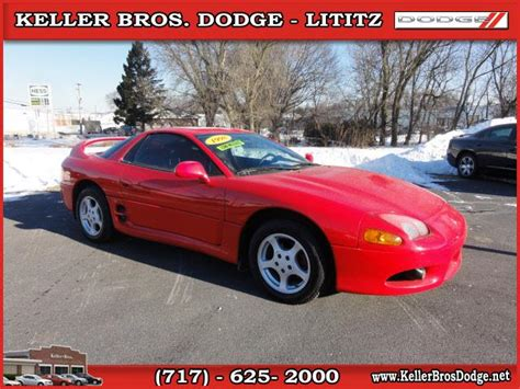 keller brothers dodge lititz pa used mitsubishi 3000gt for sale carsforsale