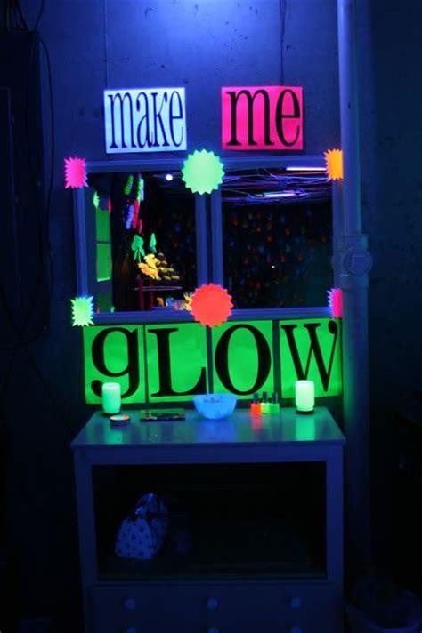 Neon Curtains Designs Our Black Light 101 C S Sweet 16 Paint Paint