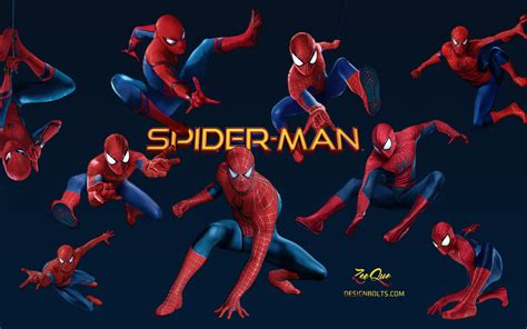 Spider Man: Homecoming (2017) Movie   Desktop Wallpapers