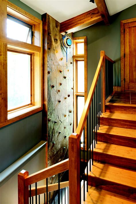 10 rock climbing wall design ideas for the home wave avenue