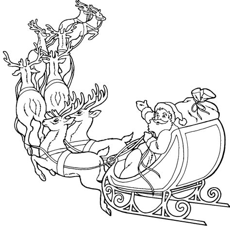 free coloring pages of mask of santa claus