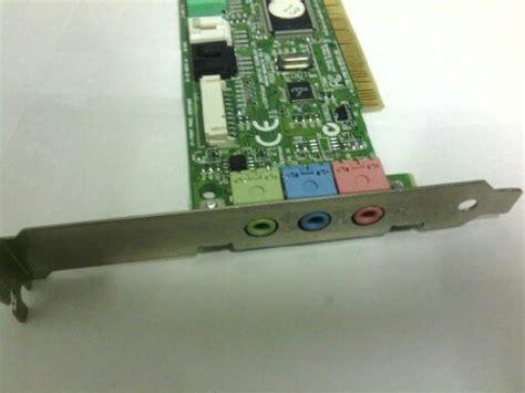 Pci Sound Card 41 Silver creative labs ct5807 pci sound card dell dp n 0088gf wantitall