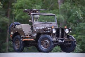Jeep M38 1951 Willys M38 Jeep Hiconsumption