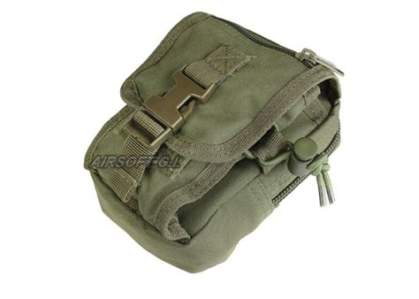 pouch molle condor outdoor gadget molle pouch od green