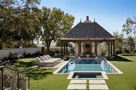 backyard pool houses 1000 ideas about pool house interiors on pinterest pool